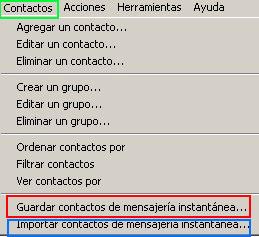 msn-contactos