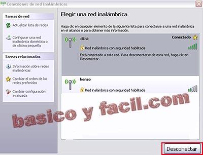 Conectarse a una red wifi con Windows XP Wifi6
