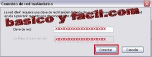 Conectarse a una red wifi con Windows XP Wifi7