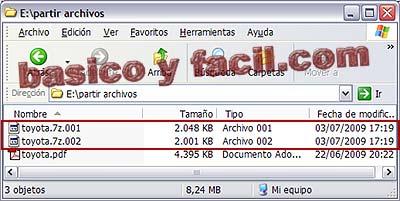 archivos partidos