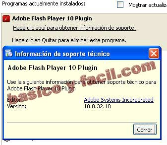 version-flashplayer