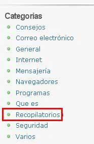recopilatorios