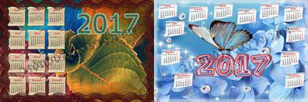 calendarios-2017-mini